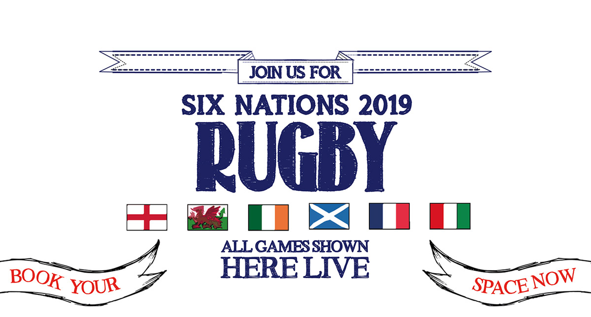 Watch the 6 Nations at The Cuckfield in London